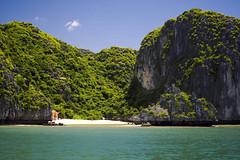 Halong Bay's island