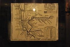 Old Subway Map (thoth1618) Tags: new york old city nyc newyorkcity ny newyork museum brooklyn subway map transit transitmuseum brooklynny newyorktransitmuseum brooklynusa oldsubwaymapsubway