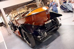 1922  Hispano-Suiza H6B Labourdette Skiff (dmentd) Tags: 1922 skiff hispanosuiza h6b labourdette mullinautomotivemuseum