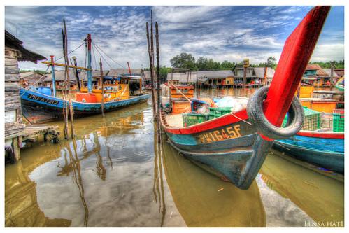 Kuala Sepetang (Port Weld)
