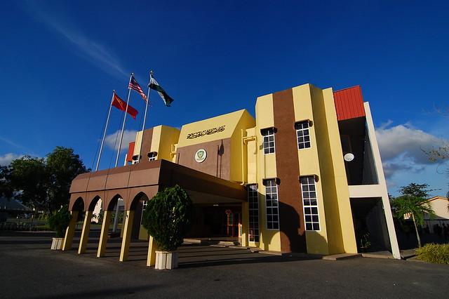 Dewan Sultan Badlishah,Maktab Mahmud Alor Star