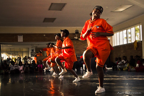 Johannesburg: Newtown Heritage Photowalk - Dance Studio