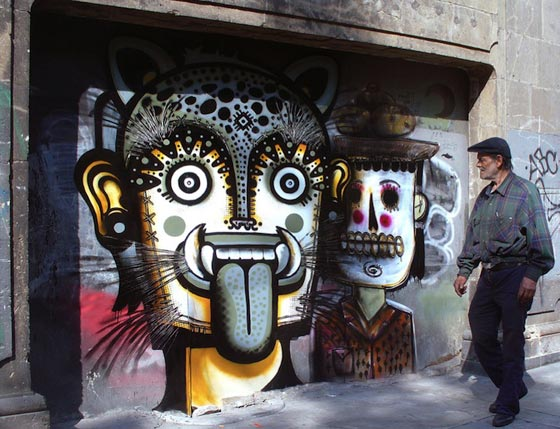 graffiti México