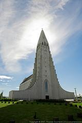 Reykjavik Church (Thomas Suurland) Tags: church iceland reykjavik 2007 suurland thomassuurland