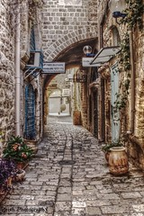Old Jaffa Street HDR IV