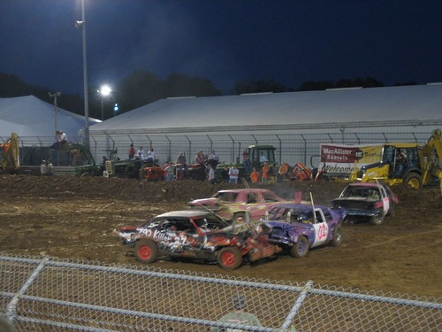 100730. demolition derby time!