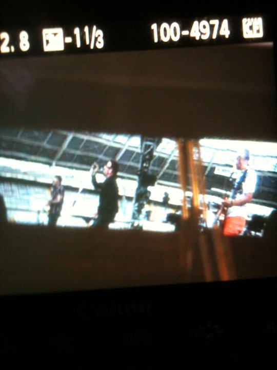 Turin rehearsals