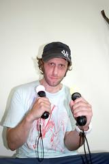 PlayStation Move Session: Oliver Korittke