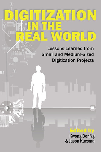 Digitization in the Real World Cover