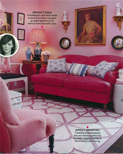 pink magenta - instyle