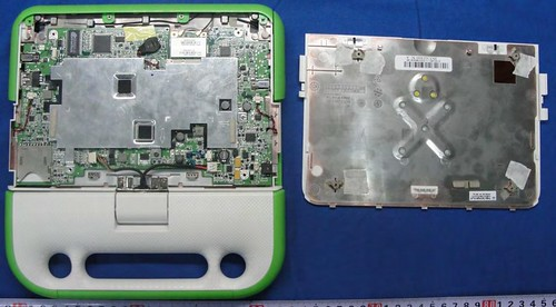 OLPC XO-1.5 teardown