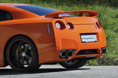 Königseder Mobil Sport Terbaru Nissan R35 GT-R, Overdosis ...