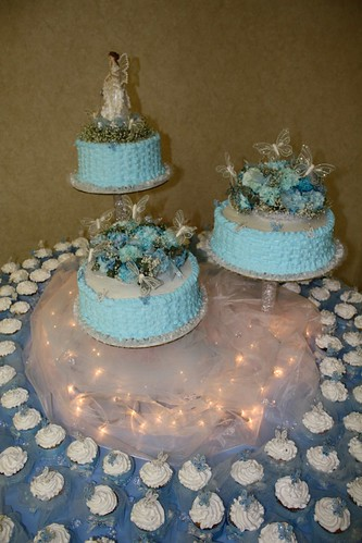 Quinceanera Cakes With Cupcakes Quinceaneras Cakes And...