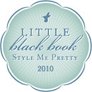 Style Me Pretty's Little Black Book of The Best Wedding Vendors