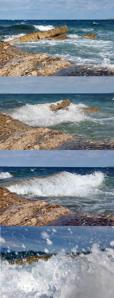 Natural whirlpool