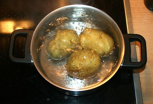 09 - Pellkartoffeln kochen