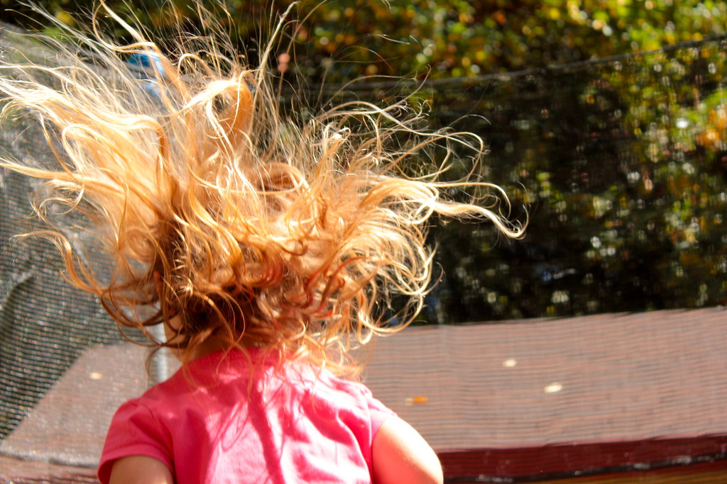 Trampoline Hair 1