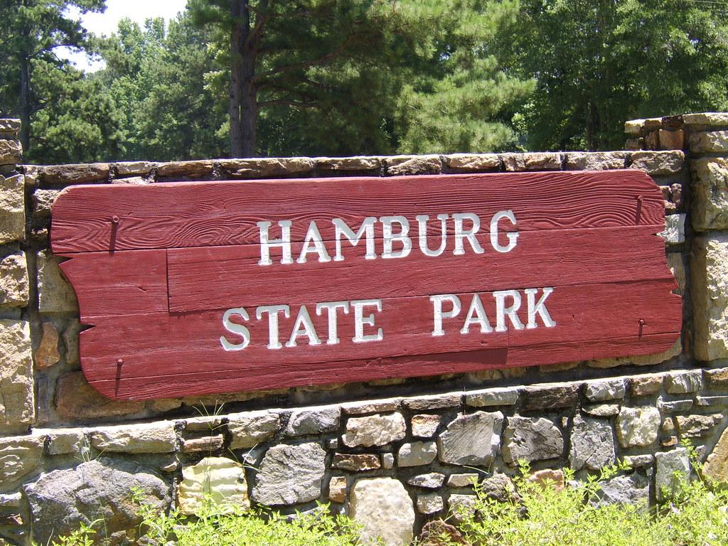 Hamburg State Park, Mitchell , GA