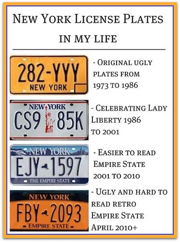 The Plates of my Life