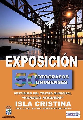 EXPOSICION 50 FOTOGRAFOS AGOSTO 2010