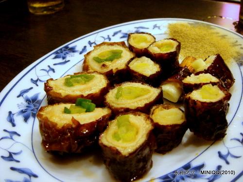 20100803 永和烤堂017 烤大腸頭(包蔥)
