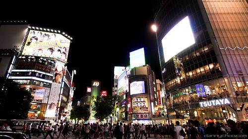 History of Shibuya
