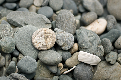 China Beach: rocks