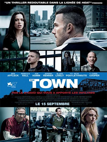 The Town french movie poster