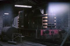 gb_791102_01002HD copy (MUTTLEY'S PIX) Tags: train br rail loco depot hd britishrail 01002 holyhead 01001 2955 originalscan class01 2954 d2955 d2954