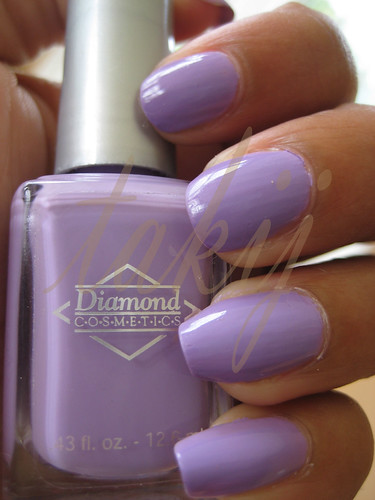 Diamond Cosmetics Pelican Peak Purple
