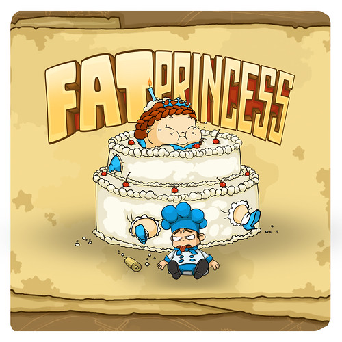 Fat Princess Birthday