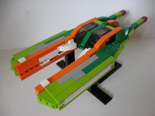 Zam Wesell's Koro-2 Exodrive (Set) · LEGO (Group) · Star Wars (Group)