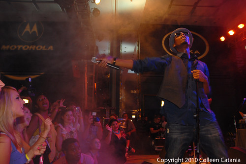 B.O.B. at Hard Rock Hotel in Chicago