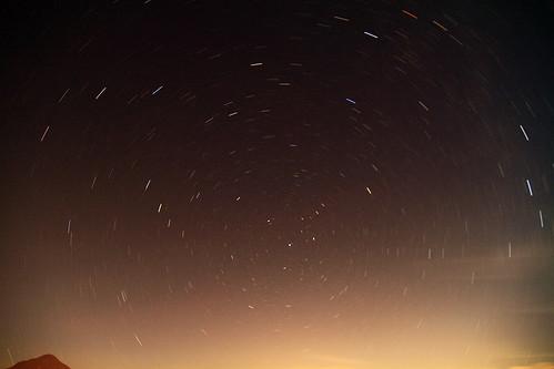 IMG_0031 北極星周圍星空星軌