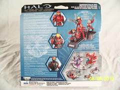 Target Exclusive - Mega Bloks - Halo - UNSC Red Combat Unit #2 (JTKranix) Tags: red halo target series collectors combat exclusive authentic mega unit the unsc bloks 96865 kranix
