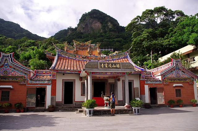 觀音山-開山凌雲寺