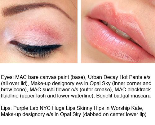 Makeup Monday Pretty In Pink Keiko Lynn 64f7688b316f2