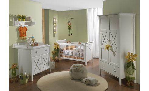 fotos de quartos de bebe decorados
