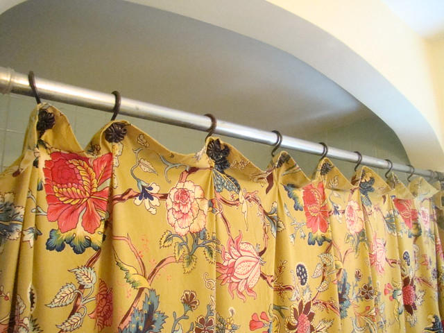 Gretchen Opgenorth Tablecloth To Shower Curtain