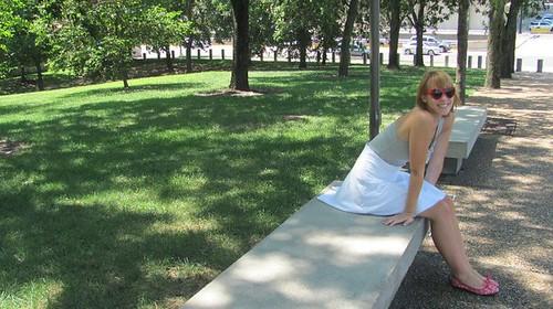 St. Louis- arch park
