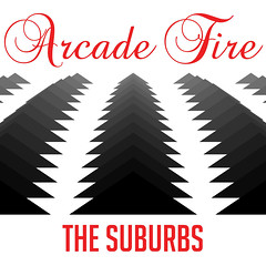 Arcade Fire - The Suburbs - Mock Album Cover