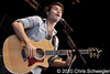 Kris Allen @ DTE Energy Music Theatre, Clarkston, MI - 08-10-10
