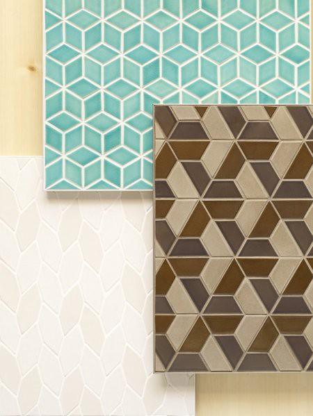 Heath Ceramics/Dwell Studio tile