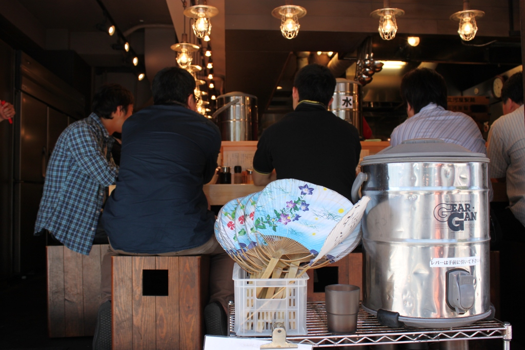 The art of the walk for gastronome in Kanda (77)