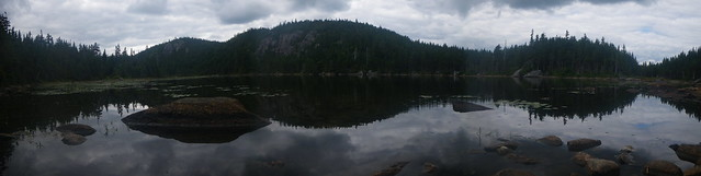 AT Pond Panorama