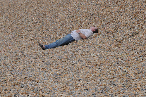man lying on beach_4817 web