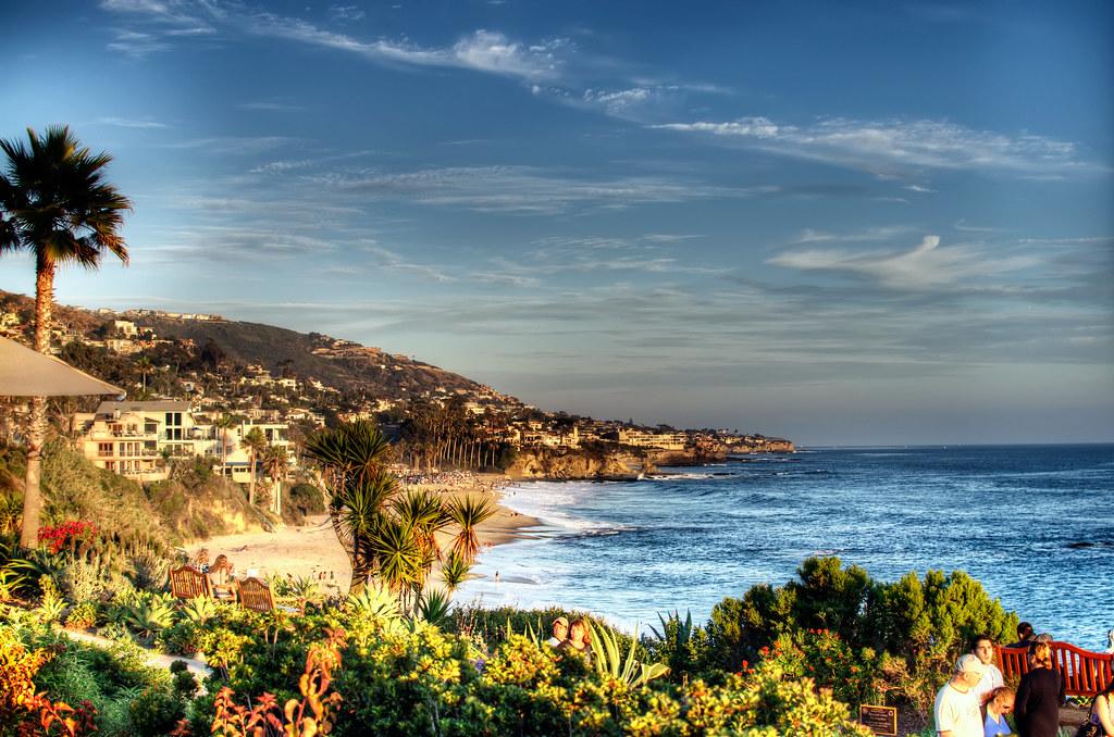 Laguna Beach.