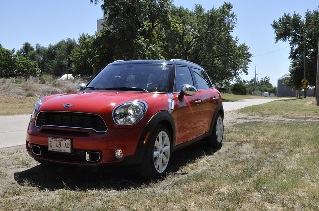 2011 MINI Countryman Cooper S