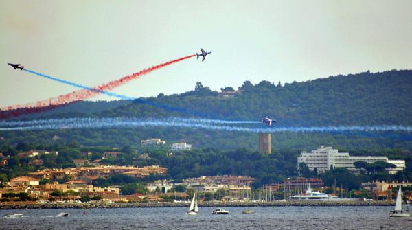 Patrouille de France St Tropez