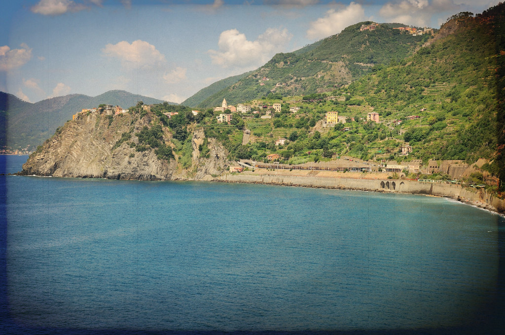The Next Destination - Corniglia